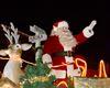 Santa Under The Stars In Aurora