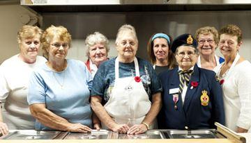 Legion Ladies Auxiliary seeking a few helping hands
