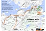 The run course