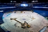 Work begins on Rogers Centre all-dirt infield-Image1