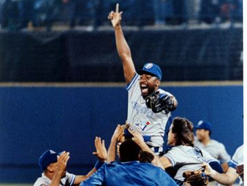 1992 World Series Celebration