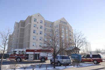 Oakville hotel evacuated after carbon monoxide leak, two sent to hospital