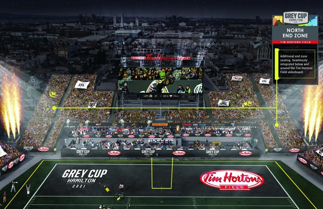 Steve Milton: Social viewing experience at 2021 Grey Cup