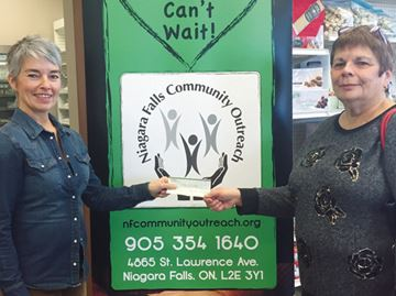 Pharmacy group comes through for Niagara Falls Community Outreach