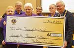 Midland Lions make good on commitment to soccer fields