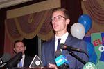 Niagara West-Glanbrook Tory MPP-elect Sam Oosterhoff
