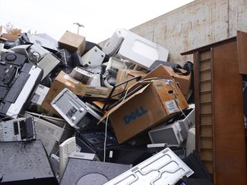 E-waste recycling event set for Saturday at Mohawk Racetrack