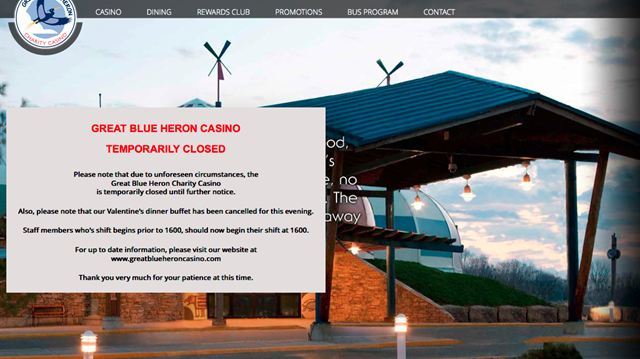Great Blue Heron Casino Jobs