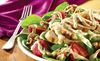 Creamy Balsamic Grilled Chicken Salad