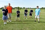 Special Olympics hits the links