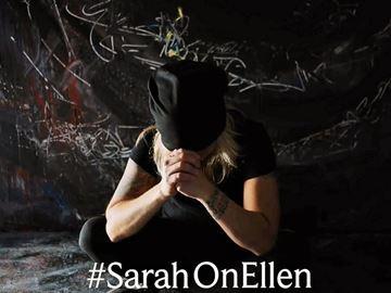 #SarahOnEllen