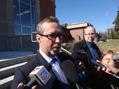 Accused of abuse, three Toronto cops sue Attorney General