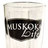 Muskoka Life glass