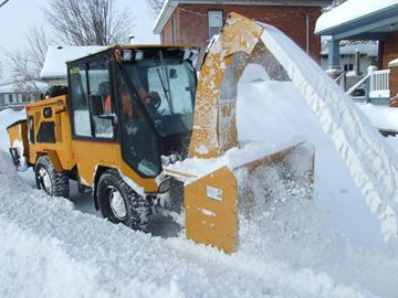 City prepares for winter road clearing in Orillia