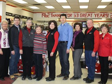 Carp company takes over Valley farm supply institution