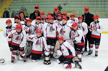 Atom AEs defeat Aurora in Group 2 final