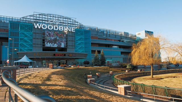 Woodbine Racetrack Location