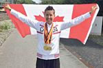 Four golds in Germany