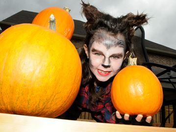 Happy Halloween Barrie!