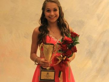 Oakville teen places high in North American dance competition