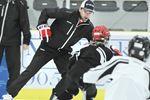 Justin Williams Hockey Camp