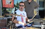 Drum-a-thon in support of Terry Fox Run