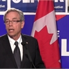 Joe Oliver responds to accusations he's been absent from campaign