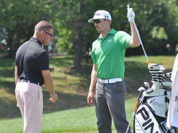 Tiger Woods splits with Burlington's Foley