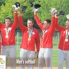 Pan Am Games: Gold Medal Gallery