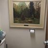 Palmer Painting in washroom
