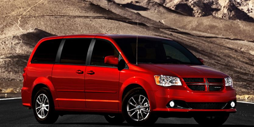 older dodge grand caravan models recalled for airbag issue. Black Bedroom Furniture Sets. Home Design Ideas