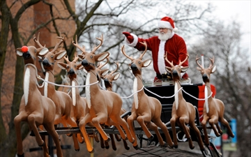The long-running and popular Mississauga Santa Claus Parade in Streetsville isn't happening this year. It's being replaced by an expanded Christmas in the Village event.
