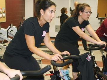 Healthy Living Lab FUELs Saint Michael club