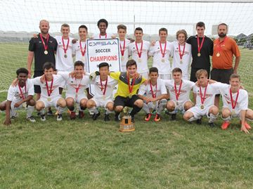 Corpus Christi adds to soccer success with OFSAA gold medal
