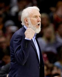 Spurs coach Popovich blasts President Trump-Image1