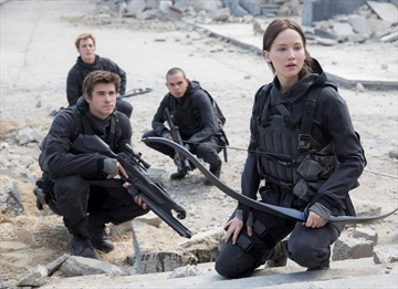'Hunger Games' beats 'Good Dinosaur,' 'Creed' at box office-Image1