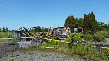Arson investigation