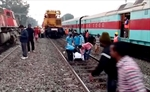 At least 32 killed, 50 injured as train derails in India-Image1
