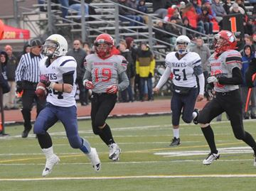 Loyola cruises to Halton Tier 2 junior football title