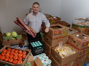 New Halton Food for Life exec brings all his passions into one role