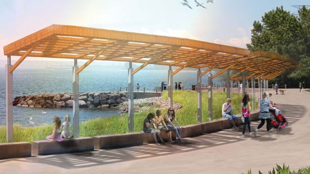 A world-class waterfront will rise along Burlington Beach over the next 20-25 years