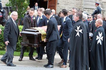 Shipp funeral