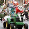 The 56th Annual Uxbridge Santa Claus Parade