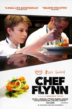 Chef Flynn - New Documentary by Cameron Yates on January 25,2019