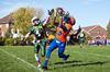 Trojans'  vs Gators' LOSSA senior boys' football