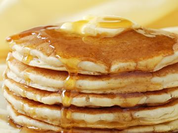 Five reasons pancakes are awesome