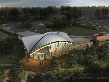 Image of future Rock Garden facility