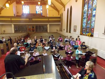Oakville's Tempus choirs host Christmas concerts this weekend