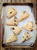 Cherry Cornmeal Scones