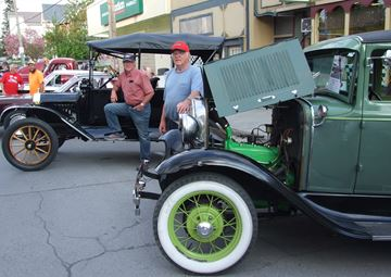 Oldest cars